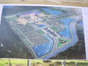 New Exhibition Centre & Lake Complex for Chiang Mai